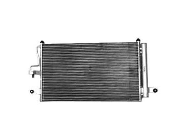 Aftermarket Part For 2000 2001 2002 2003 2004 2005 2006 Hyundai Accent (With Automatic Transmission) Air Condition AC Cooling Parallel Flow A/C Condenser Assembly 9760625500 (00 01 02 03 04 05 06)