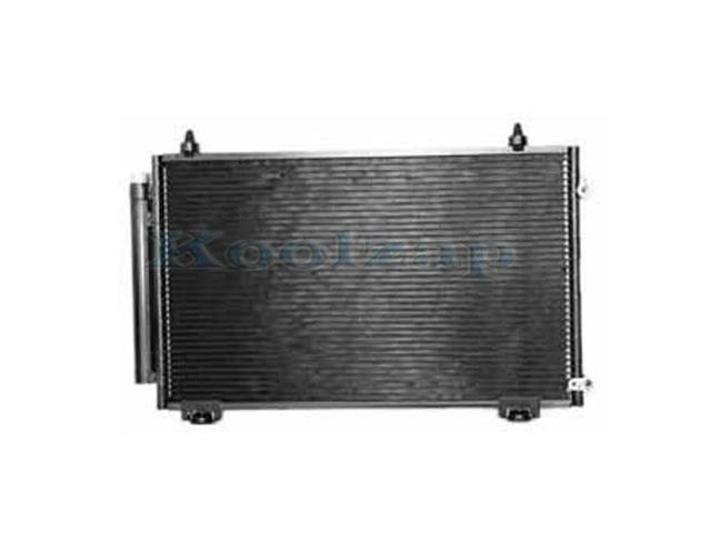 2003-2004 Toyota Corolla (USA Built) & Matrix Air Condition A/C Cooling Parallel Flow AC Condenser Assembly 8845002170 (03 04)