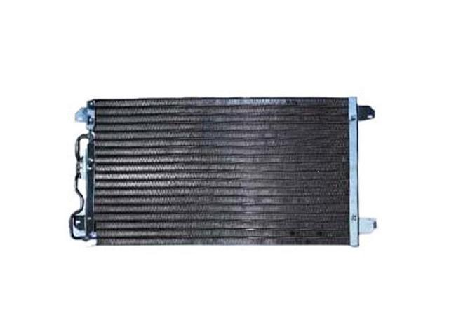 1996-2000 Plymouth Breeze, Sebring Convertible & 1995-2000 Dodge Stratus, Chrysler Cirrus Air Condition A/C Cooling Serpentine AC Condenser Assembly (95 96 97 1997 98 1998 99 1999 00)