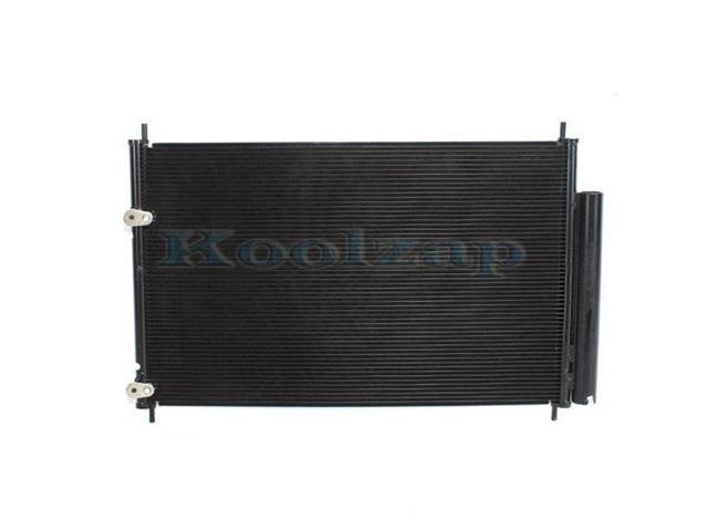 2009-2010 Pontiac Vibe & 2011-2014 Scion tC & 2008 Scion xB & 2009-2013 Toyota Corolla, Matrix Air Condition A/C Cooling Parallel Flow Condenser Assembly (08 09 10 11 12 2012 13 14)