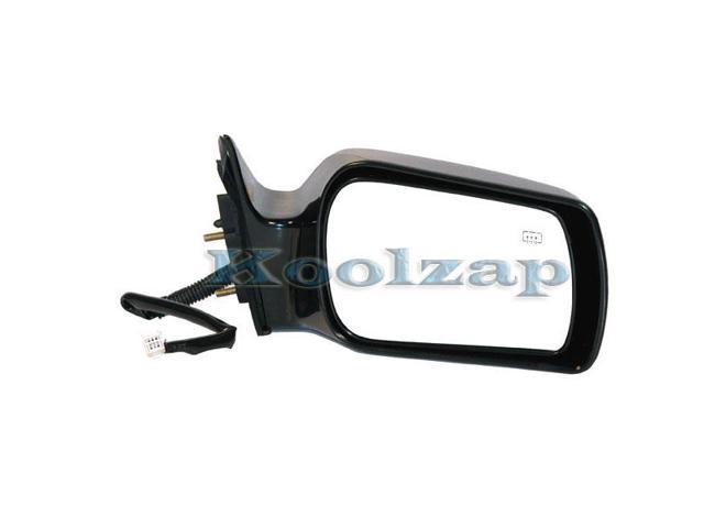 2000 2001 2002 2003 2004 Toyota Avalon Power With Heat Black paint to match Fixed Non-Folding Heated Rear View Mirror Right Passenger Side (00 01 02 03 04)