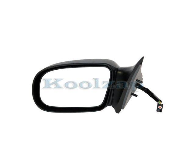 1992 1993 1994 1995 1996 1997 1998 Oldsmobile/Olds Achieva Power Non Heated Black paint to match Fixed Non-Folding Rear View Mirror Left Driver Side (92 93 94 95 96 97 98)