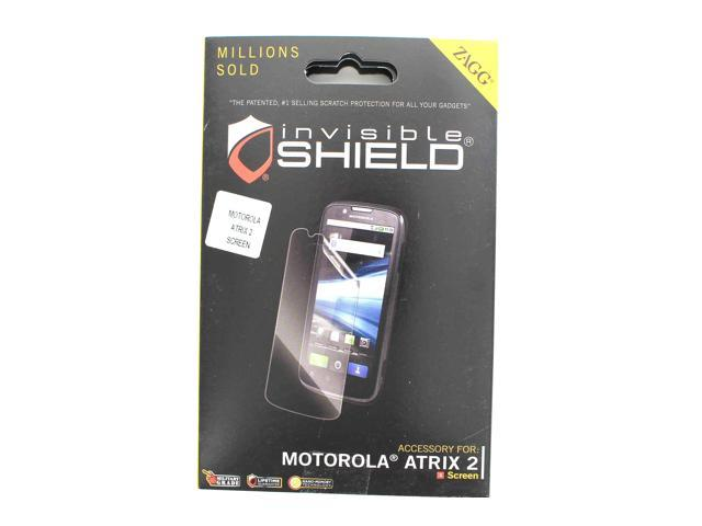 Zagg Invisible Shield for the Motorola Atrix 2