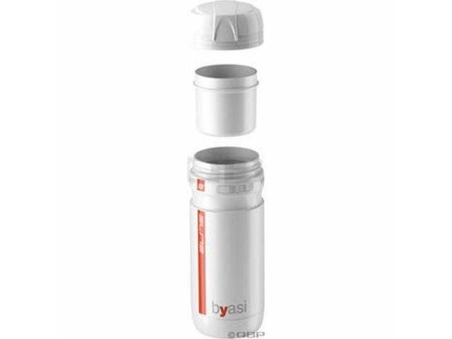 Elite Byasi Tool Holder and Bottle Cage Storage 750ml White ( Small )