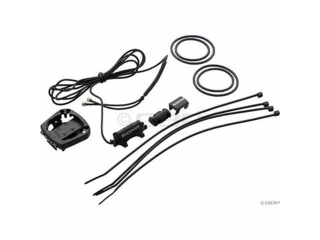 Sigma Computer Mount and Wired Speed Sensor Kit Models using CR2450