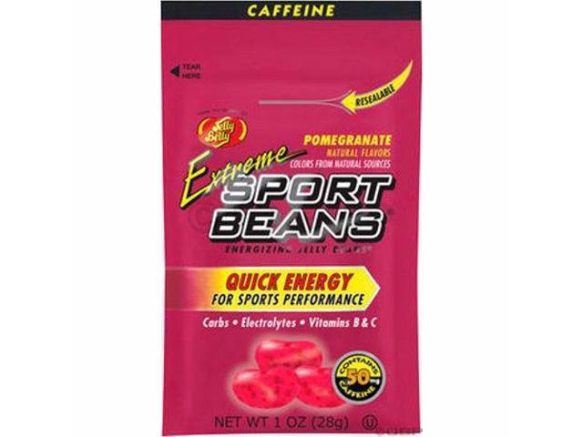 JellyBelly Extreme Sport Beans: Pomegranate
