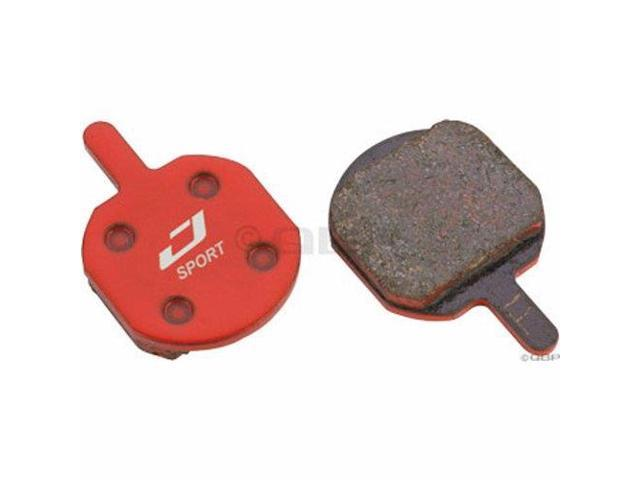 Jagwire Mountain Sport Semi Metallic Disc Brake Pads for Hayes CX MX Sole