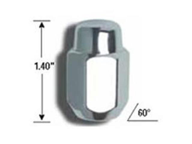 Gorilla Lug Nuts - Bagged Sets 71147B Lug Nuts