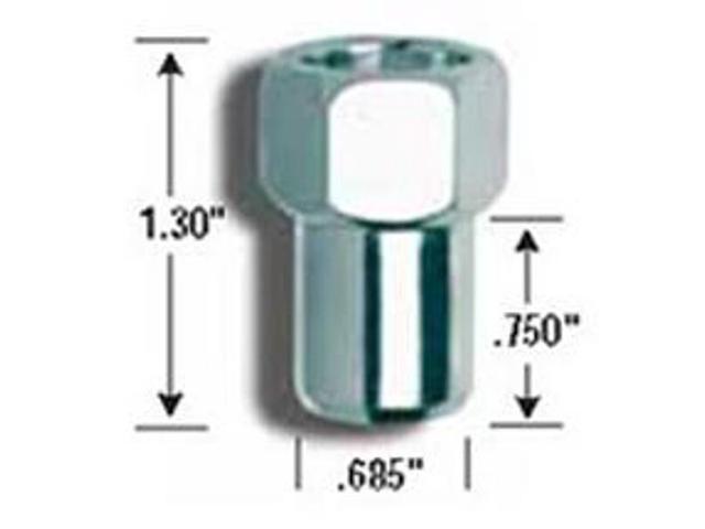 Gorilla Lug Nuts - Bagged Sets 73077B Lug Nuts