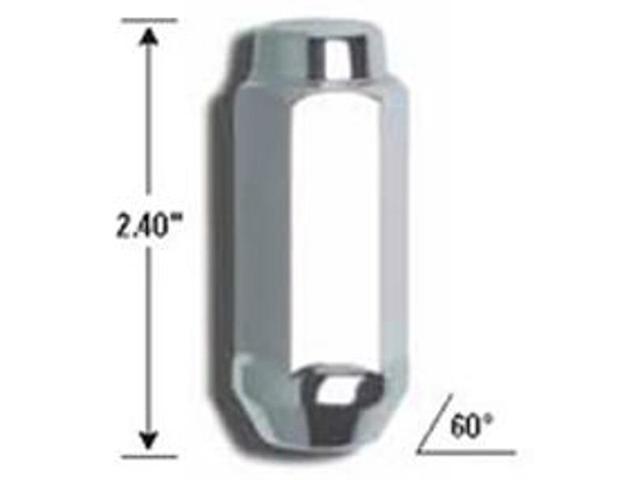 Gorilla Lug Nuts - Bagged Sets 76197XLB Lug Nuts