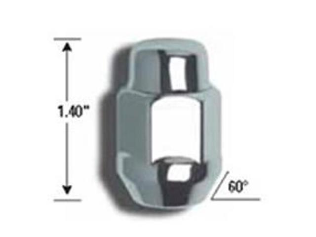 Gorilla Lug Nuts - Bagged Sets 91137B Lug Nuts