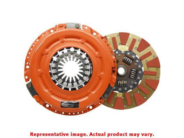 Centerforce DF039020 Centerforce Clutch Kit - Dual-Friction Fits:CHEVROLET 1993