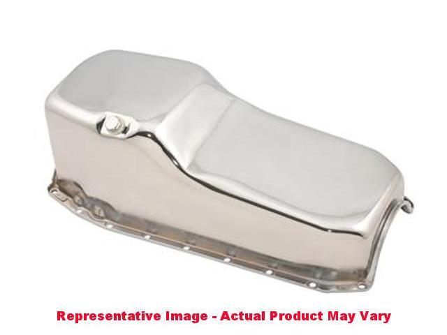 Mr. Gasket Chrome Plated Engine Oil Pan