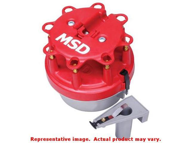MSD 8414 MSD Distributor Cap & Rotor Fits:FORD 1977 - 1979 BRONCO  1982 - 1991
