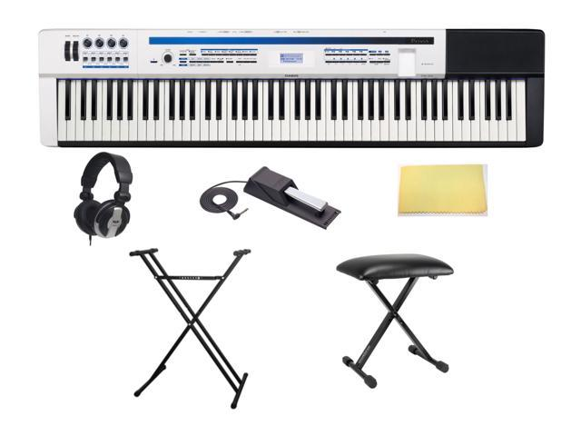 Casio PX5S Digital Piano 88 Note Keyboard Complete Stage Pack PX5S STAGE PACk