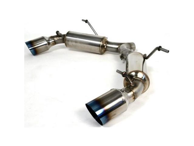 Agency Power for 01-05 BMW M3 E46 Titanium Catback Exhaust