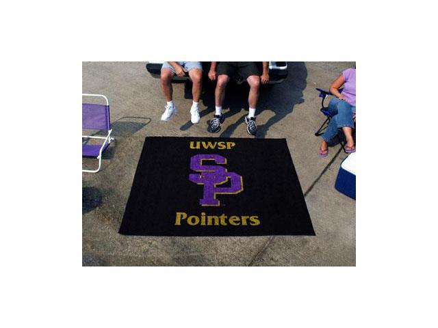 Fanmats 00578 University Of Wisconsin-Stevens Point Tailgater Rug