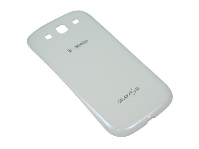 Genuine Samsung Galaxy S3 III i9300 White Battery Door/Back Cover