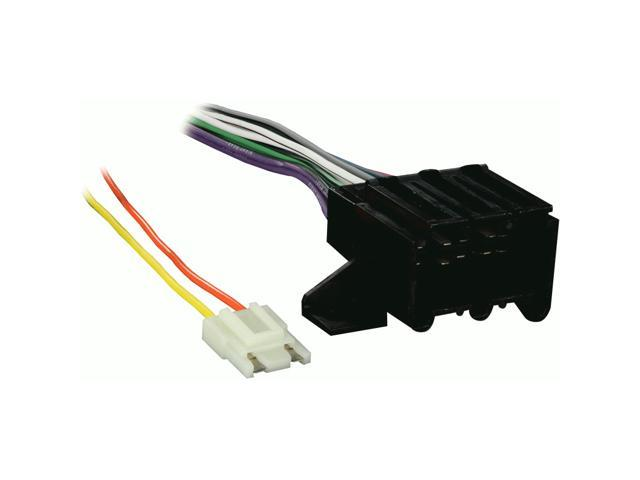 raptor gm 4000 car stereo aftermarket wiring harness for select 1973 1993 gm newegg