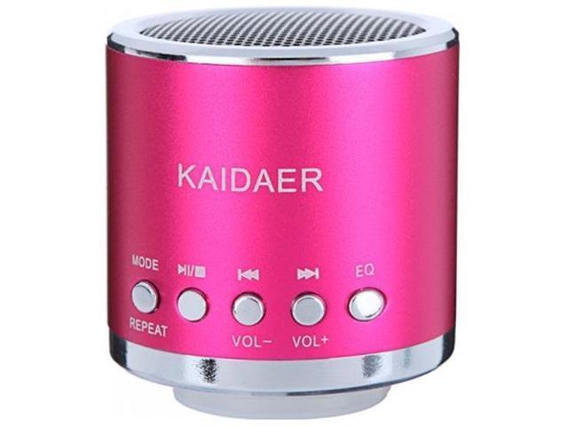 Music Angel Kaidaer MN01 Mini Speaker Micro SD/TF Speaker Sound Audio Amplifier MP3 MP4 Player Portable USB Speaker for iPhone ...