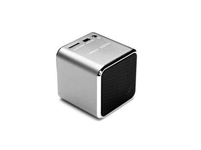 MD06 Music Angel Mini Portable speaker Digital Speaker Support TF/SD card Multimedia Speaker