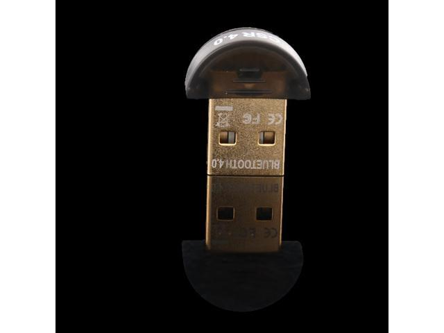 USB Bluetooth Dongle U shape Mini Bluetooth V4.0 CSR 4.0 Wireless Adapter USB Dongle + EDR for PC Laptop Vista Windows 7