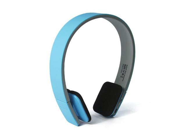 AEC BQ-618 On-Ear Sports Bluetooth Headset with AUX Play Function Headphone Noise Reduction Stereo Earphone Headset with ...