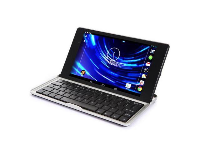 Newest Bluetooth Wireless Keyboard Case for Google FHD 2nd Gen 2013 Nexus 7 - OEM
