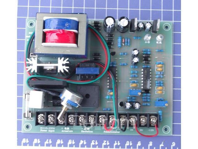 0 220v 1000w Adjustable Dc Motor Speed Controller Motor