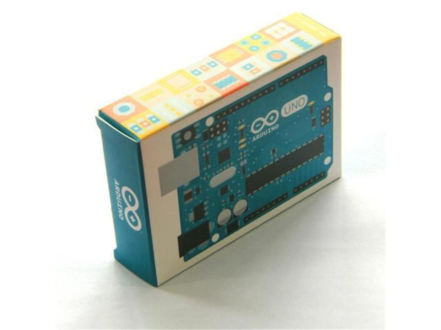 Original Genuine Arduino Uno R3 Board New in Box from Italy Sold by Distributor