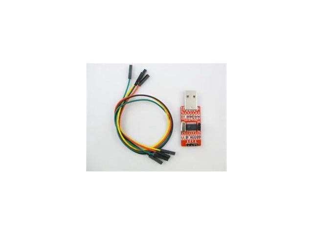 USB2 0 to RS232 TTL Converter Module PL2303 4pcs Cable