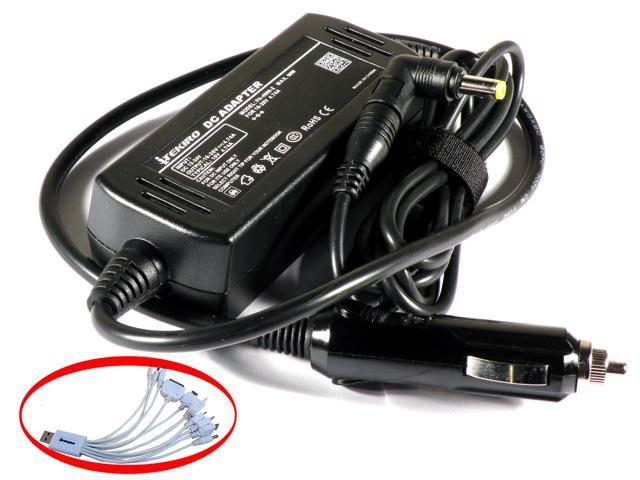 iTEKIRO 90W Car Charger for Lenovo Essential G475, G480, G530, G550, G560
