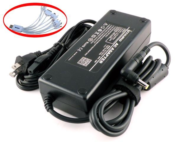 iTEKIRO 120W AC Adapter Charger for Toshiba Satellite A665-S5184X, A665-S5185, A665-S5186, A665-S5187X, A665-S5199X