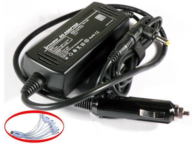 iTEKIRO Car Charger Auto Adapter for HP Folio 13-1003tu, 13-1008tu, 13-1016tu, 13-1017tu, 13-1020us
