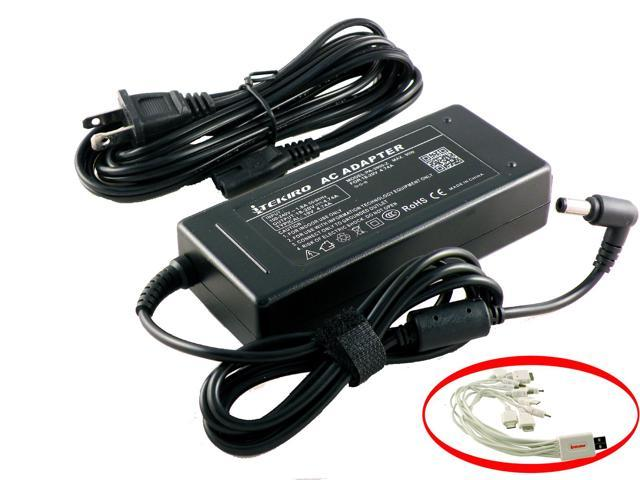 iTEKIRO 90W AC Adapter Charger for Lenovo Essential G475, G480, G530, G550, G560