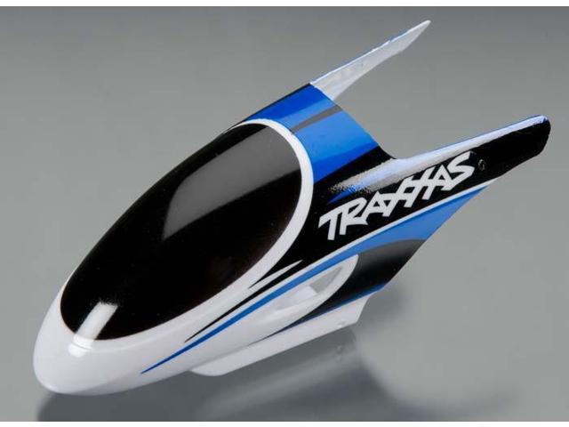 Traxxas 6313 Canopy Blue/Canopy Mounting Posts DR-1 (2)