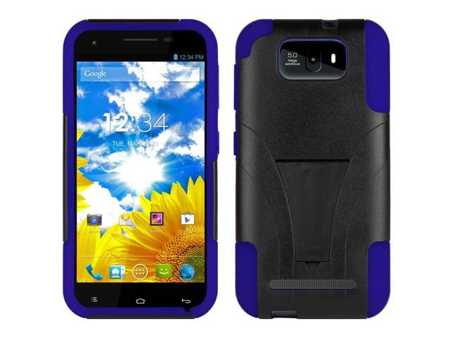 Blue Inverse Advanced Armor Stand Case for BLU Studio 5.5