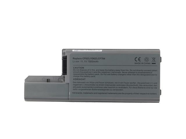 9-Cell Extended Replacement Battery for DELL Latitude D820,Latitude D830