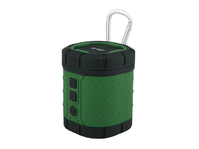 SEE ME HERE BV350Mini Outdoor Wireless Bluetooth Speaker Mini Card Bicycle Ride Audio Green