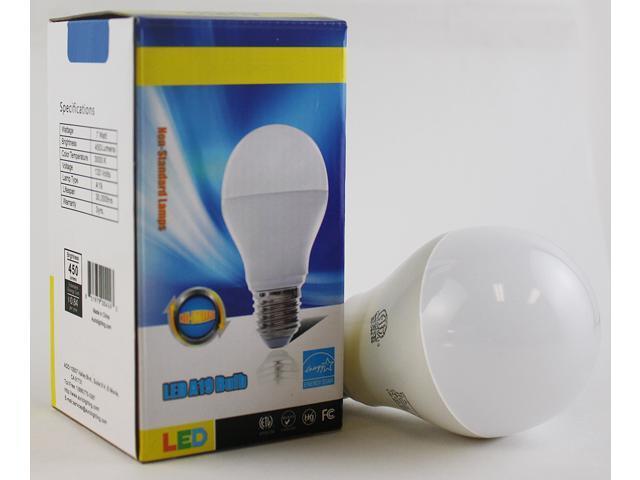 Powerwarehouse A19 LED Bulb 40 Watt Equivalent LED Light Bulb 450 lumens