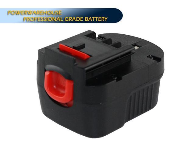 Black & Decker DW979K Powertool Battery 12V, 1500mAh - Premium Powerwarehouse Replacement Powertool Battery