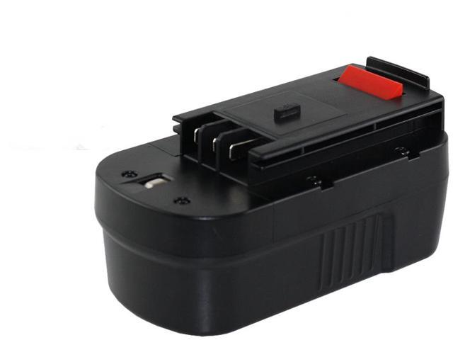 Black & Decker XTC183BK Powertool Battery 18V, 2000mAh - Premium Powerwarehouse Replacement Powertool Battery