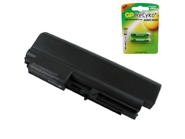 Lenovo IBM Thinkpad R400 7443 CTO Laptop Battery by Powerwarehouse - Premium Powerwarehouse Battery 9 Cell