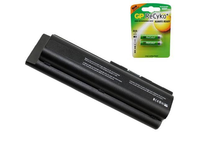 HP Pavilion DV5-1230tx Laptop Battery by Powerwarehouse - Premium Powerwarehouse Battery 12 Cell