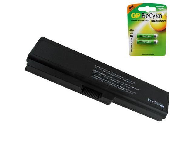 Toshiba Satellite L730-10G Laptop Battery by Powerwarehouse - Premium Powerwarehouse Battery 6 Cell