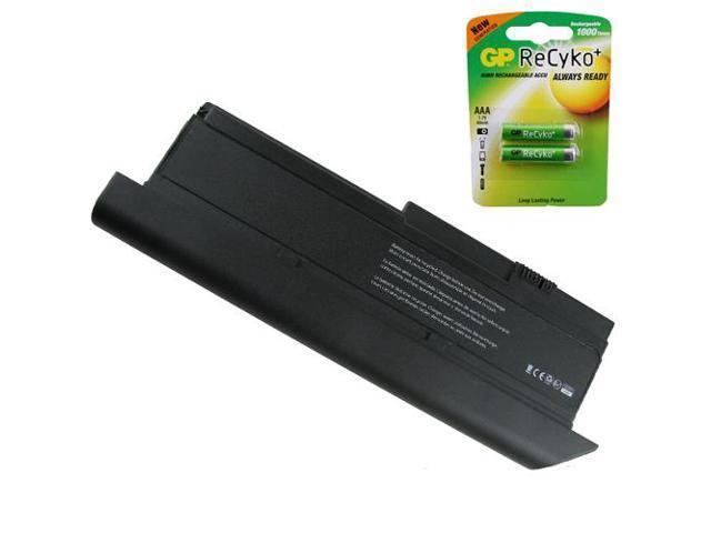 Lenovo IBM Thinkpad X201S-5446 Laptop Battery by Powerwarehouse - Premium Powerwarehouse Battery 9 Cell