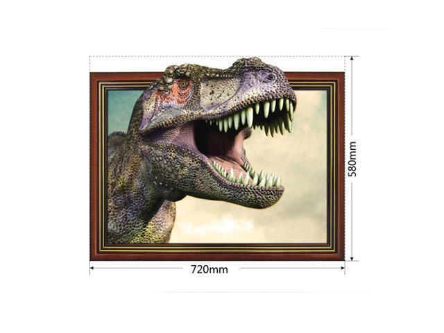 lifelike 3d wall stickers cartoon big head dinosaur quot big head chibi gemini quot stickers by kuroitenshi redbubble