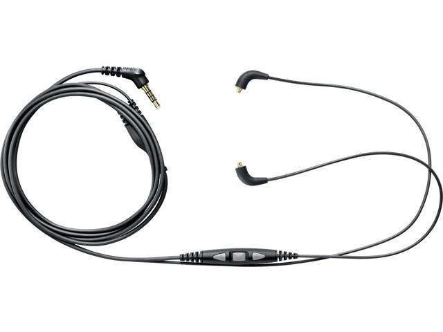 Shure CBL-M+-K-EFS Music Phone Adapter Cable for iPhone, iPod iPad