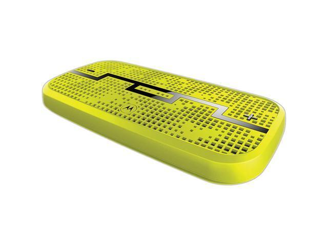 SOL Republic x Motorola Deck 360 Bluetooth Wireless Portable Speaker System