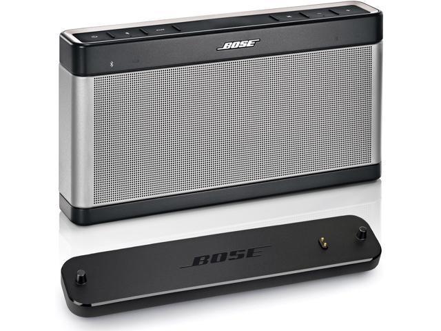 Bose U00ae Soundlink Iii Portable Bluetooth Speaker And